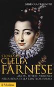 Copertina dell'audiolibro Storia di Clelia Farnese di FRAGNITO, Gigliola