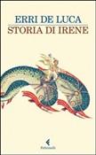 Copertina dell'audiolibro Storia di Irene di DE LUCA, Erri