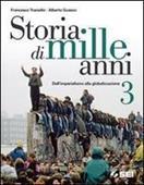 Copertina dell'audiolibro Storia di mille anni 3 di TRANIELLO, Francesco - GUASCO, Alberto