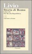 Copertina dell'audiolibro Storia di Roma – Libri I – II di LIVIO, Tito