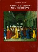Copertina dell'audiolibro Storia di Roma nel Medioevo di GATTO, Ludovico