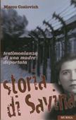 Copertina dell'audiolibro Storia di Savina: testimonianza di una madre deportata