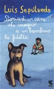 Copertina dell'audiolibro Storia di un cane che insegnò a un bambino la fedeltà