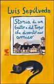 Copertina dell'audiolibro Storia di un gatto e del topo che diventò suo amico