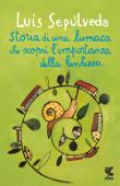 Copertina dell'audiolibro Storia di una lumaca che scoprì l'importanza della lentezza di SEPULVEDA, Luis