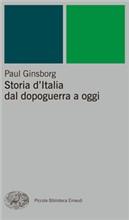 Copertina dell'audiolibro Storia d'Italia dal dopoguerra a oggi di GINSBORG, Paul