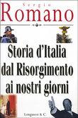 Copertina dell'audiolibro Storia d'Italia dal Risorgimento ai nostri giorni di ROMANO, Sergio