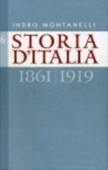 Copertina dell'audiolibro Storia d'Italia. Vol. 6: 1861-1919 di MONTANELLI, Indro