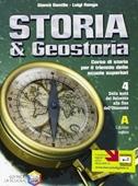 Copertina dell'audiolibro Storia e geostoria 4A – L'Antico Regime di GENTILE, Gianni - RONGA, Luigi