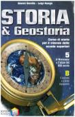 Copertina dell'audiolibro Storia e geostoria 5B – Il secondo e il terzo dopoguerra di GENTILE, Gianni - RONGA, Luigi