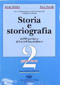 Copertina dell'audiolibro Storia e Storiografia 2 – tomo primo di DESIDERI, Antonio - THEMELLY, Mario