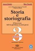 Copertina dell'audiolibro Storia e storiografia – Vol.3 – Tomo 3 di DESIDERI, Antonio - THEMELLY, Mario