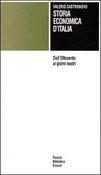 Copertina dell'audiolibro Storia economica d'italia . Dall'ottocento ai giorni nostri
