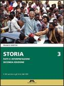 Copertina dell'audiolibro Storia: fatti e interpretazioni 3