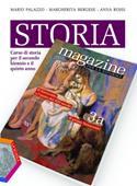 Copertina dell'audiolibro Storia magazine 3 A di PALAZZO, M. - BERGESE, M. - ROSSI, A.