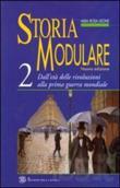 Copertina dell'audiolibro Storia modulare volume 2