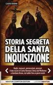 Copertina dell'audiolibro Storia segreta della Santa Inquisizione di RENDINA, Claudio