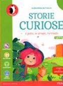 Copertina dell'audiolibro Storie curiose 1 – Letture
