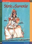 Copertina dell'audiolibro Storie del Samovar di LABRIOLA, Gina