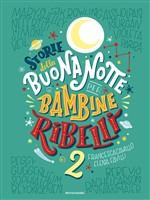 Copertina dell'audiolibro Storie della buonanotte per bambine ribelli 2