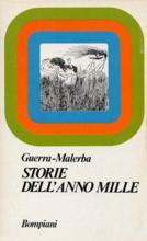 Copertina dell'audiolibro Storie dell'anno mille di GUERRA, Tonino - MALERBA, Luigi