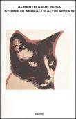 Copertina dell'audiolibro Storie di animali e altri viventi