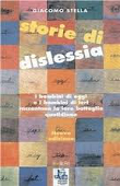 Copertina dell'audiolibro Storie di dislessia di STELLA, Giacomo