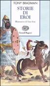 Copertina dell'audiolibro Storie di eroi di BRADMAN, Tony