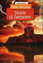 Copertina dell'audiolibro Storie di fantasmi di WHARTON, Edith
