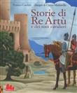 Copertina dell'audiolibro Storie di Re Artù e dei suoi cavalieri di CARDINI, Franco