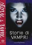 Copertina dell'audiolibro Storie di vampiri