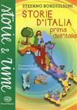 Copertina dell'audiolibro Storie d'Italia prima dell'Italia