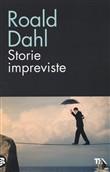 Copertina dell'audiolibro Storie impreviste di DAHL, Roald