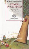 Copertina dell'audiolibro Storie in un fiato di PIUMINI, Roberto
