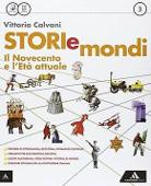 Copertina dell'audiolibro StoriEmondi 3 – Il Novecento e l'Età attuale di CALVANI, Vittoria