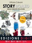 Copertina dell'audiolibro Story board 3 – Il Novecento di CALVANI, Vittoria