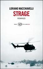 Copertina dell'audiolibro Strage