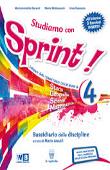 Copertina dell'audiolibro Studiamo con sprint 4 – storia e geografia di BERARDI, M. - MATTIASSICH, M. - RUBAUDO, I.