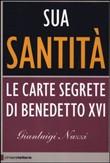 Copertina dell'audiolibro Sua Santità: le carte segrete di Benedetto XVI di NUZZI, Gianluigi