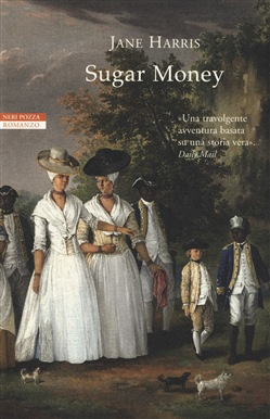 Copertina dell'audiolibro Sugar Money di HARRIS, Jane