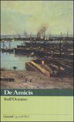 Copertina dell'audiolibro Sull'oceano di DE AMICIS, Edmondo