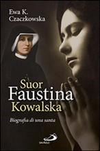 Copertina dell'audiolibro Suor Faustina Kowalska: biografia di una santa di CZACZKOWSKA, Ewa k.