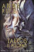 Copertina dell'audiolibro Taltos, il ritorno. La saga delle streghe di Mayfair