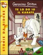 Copertina dell'audiolibro Te lo do io il karate!