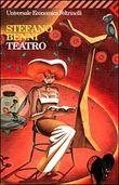 Copertina dell'audiolibro Teatro