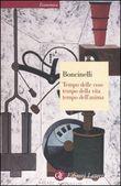 Copertina dell'audiolibro Tempo delle cose, tempo della vita, tempo dell'anima di BONCINELLI, Edoardo