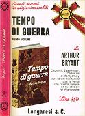 Copertina dell'audiolibro Tempo di guerra vol.1 di BRYANT, Arthur