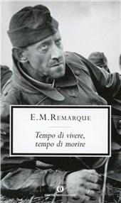 Copertina dell'audiolibro Tempo di vivere, tempo di morire di REMARQUE, Erich Maria
