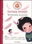 Copertina dell'audiolibro Terremoto di piume di MORELLI, Daniela