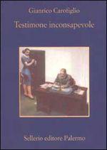 Copertina dell'audiolibro Testimone inconsapevole